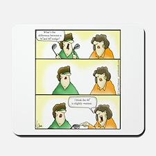 GOLF 050 Mousepad
