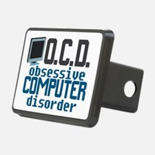 Funny Computer Hitch Cover