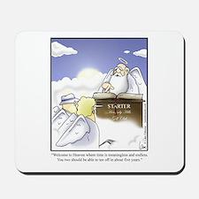 GOLF 062 Mousepad