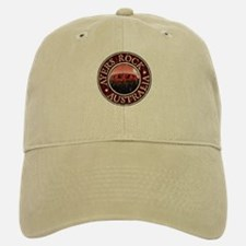Ayers Rock - Distressed Baseball Baseball Cap