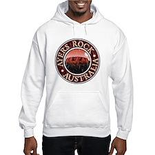 Ayers Rock - Distressed Hoodie