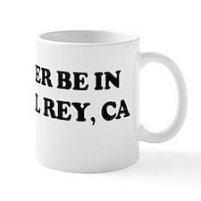 Rather: PLAYA DEL REY Mug