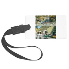 What A Great Train Layout. Luggage Tag