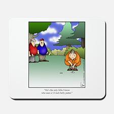 GOLF 069 Mousepad