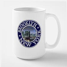 Brooklyn Large Mug