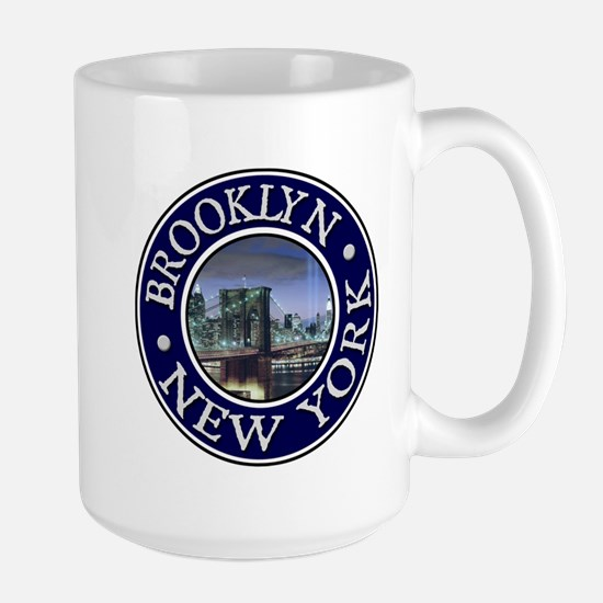 Brooklyn Large Mug