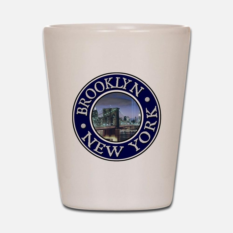 Brooklyn Shot Glass