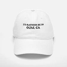 Rather: OJAI Baseball Baseball Cap