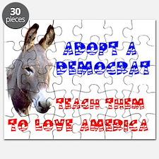 DEMOCRATS NEED HELP Puzzle