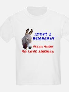 DEMOCRATS NEED HELP T-Shirt