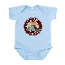 Cancun Infant Bodysuit