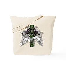 Blair Tartan Cross Tote Bag