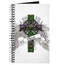 Blair Tartan Cross Journal