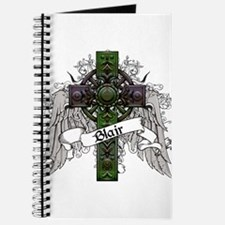 Blair Tartan Cross Journal