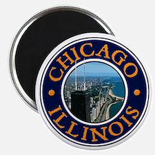 Chicago 2 Magnet
