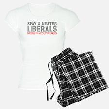 LIBERALS pajamas