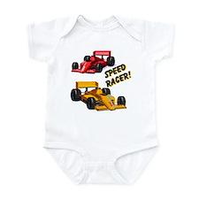 Speed Racer Infant Creeper