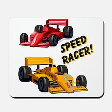 Speed Racer Mousepad
