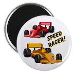 Speed Racer Magnet
