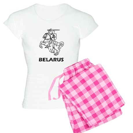 Vintage Belarus Women's Light Pajamas