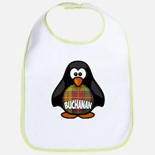 Buchanan Tartan Penguin Bib