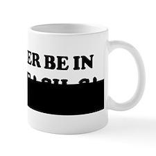 Rather: OCEAN BEACH Mug