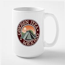 Chichen Itza Large Mug