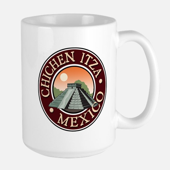 Chichen Itza Large Mug
