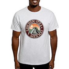 Chichen Itza - Distressed T-Shirt