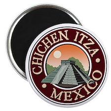 Chichen Itza Magnet