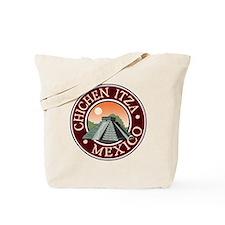 Chichen Itza Tote Bag