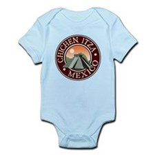 Chichen Itza Infant Bodysuit