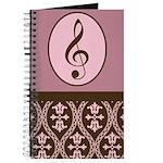 Beautiful Music Journal Journal
