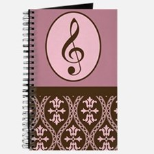 Beautiful Music Journal Journal