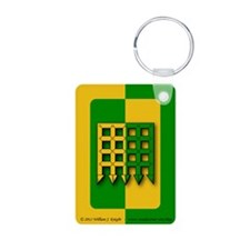 Unser Hafen Populace Keychains