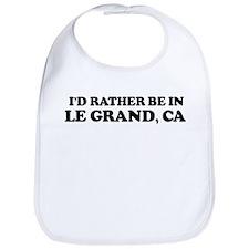 Rather: LE GRAND Bib