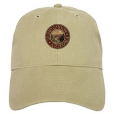 Grand Canyon - Distressed Baseball Cap