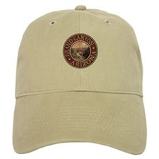 Grand Canyon - Distressed Baseball Cap