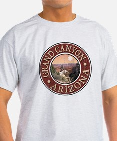 Grand Canyon - Distressed T-Shirt