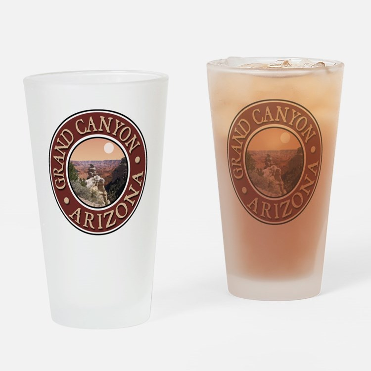 Grand Canyon Drinking Glass