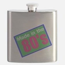 Made in the 80s Flask