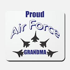 Proud Air Force Grandma Mousepad