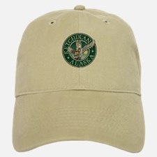 Ketchikan - Distressed Baseball Baseball Cap