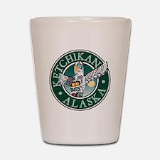 Ketchikan Shot Glass