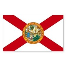 Florida State Flag Decal