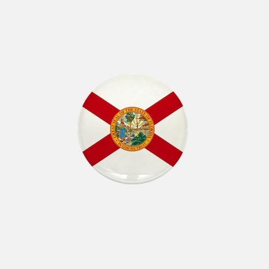 Florida State Flag Mini Button