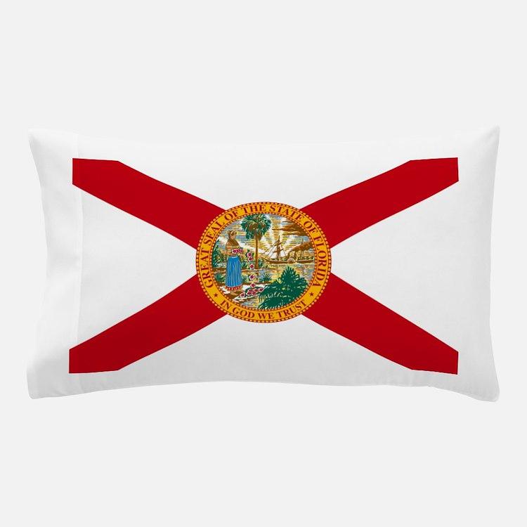 Florida State Flag Pillow Case