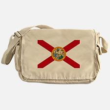 Florida State Flag Messenger Bag