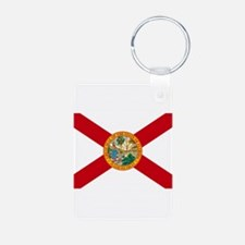 Florida State Flag Keychains