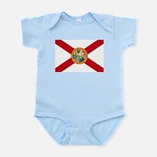 Florida State Flag Infant Bodysuit